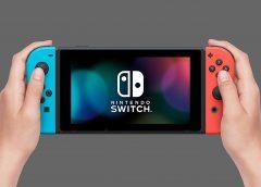 Nintendo Switch vs PS4 – XBox