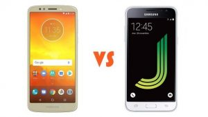 Galaxy J3 vs Moto E5 Play
