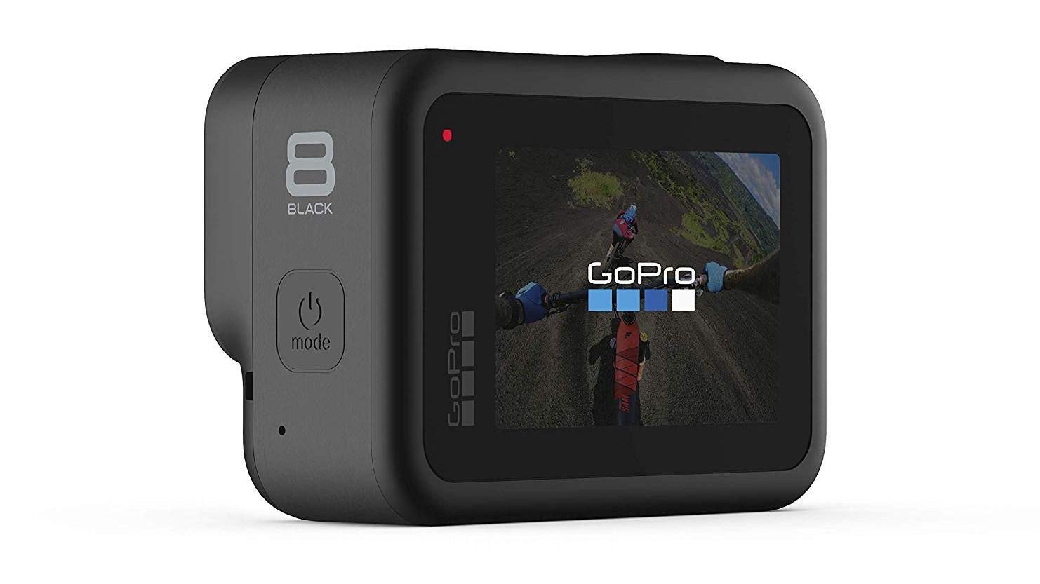 GoPro Hero 8 Black - Cámara de acción Digital 4K Resistente al Agua ⋆ Ibingz