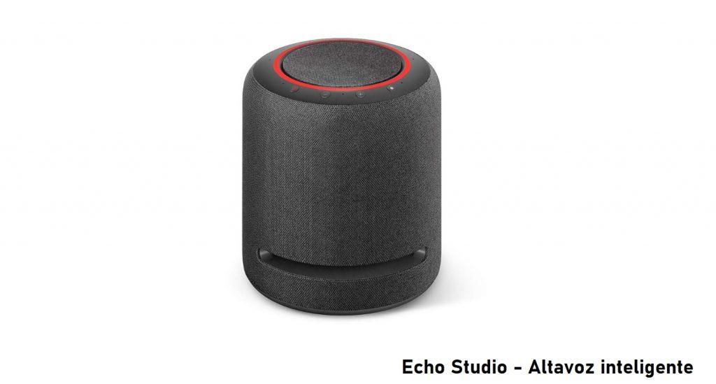 Alexa Echo Studio