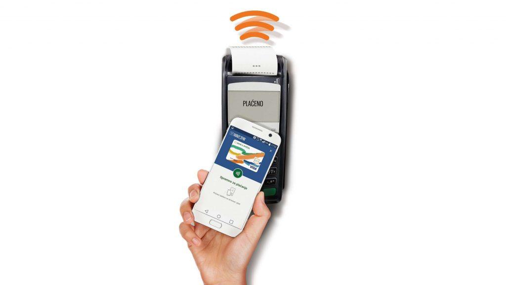 sistemas de pago NFC