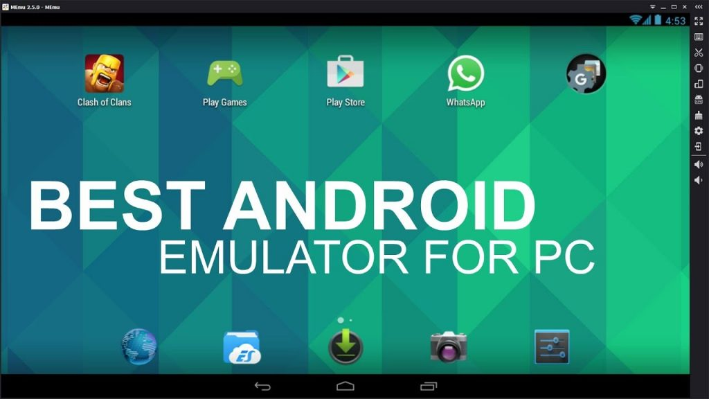 Top 6 emuladores Android para PC