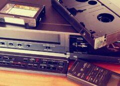 ¿Cómo digitalizar cintas de vídeos VHS?
