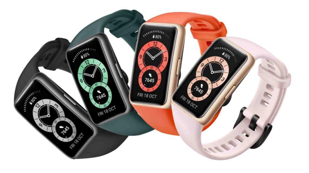 Reloj inteligente Huawei Band 6